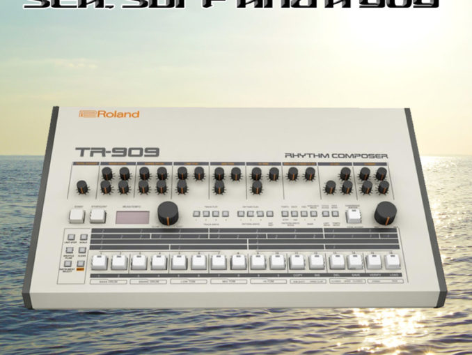 Sea, Surf and a 909